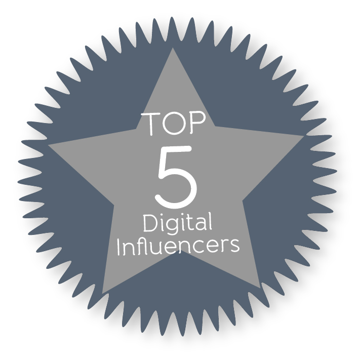 Top 5 Digital Influencers