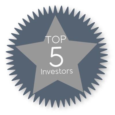 Top 5 Investors 2015