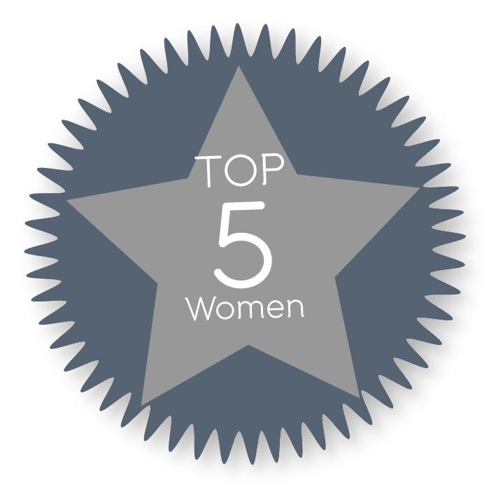 Top 5 Women