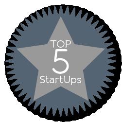 Top 5 StartUps 2016