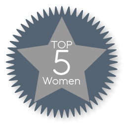Top 5 Women 2016