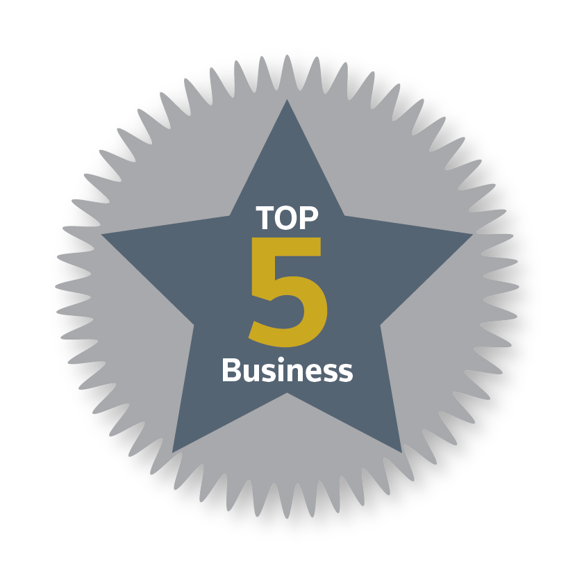 Top 5 Business 2017