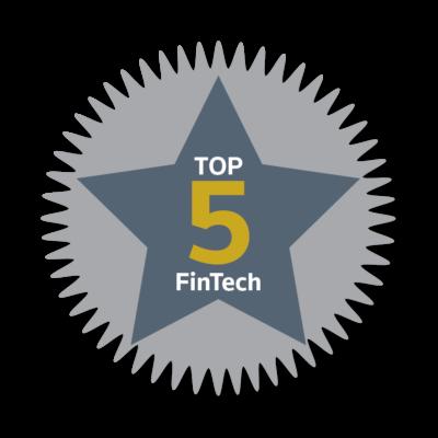 * Top 5 in FinTech 2017 *