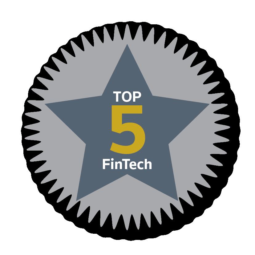 Top 5 FinTech 2017
