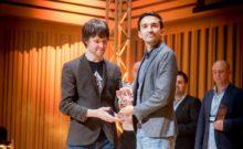 James Gupta of Synap wins a Tech North Northern Star
