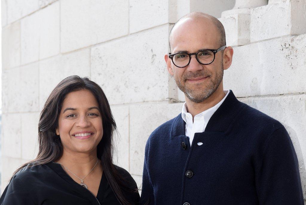 Reshma Sohoni and Carlos Espinal of Seedcamp