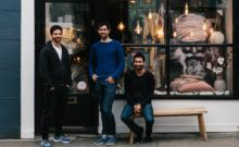 Trouva-Founders- Alex Loizou, Maxim Berglund and Mandeep Singh