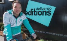 William Shu of Deliveroo