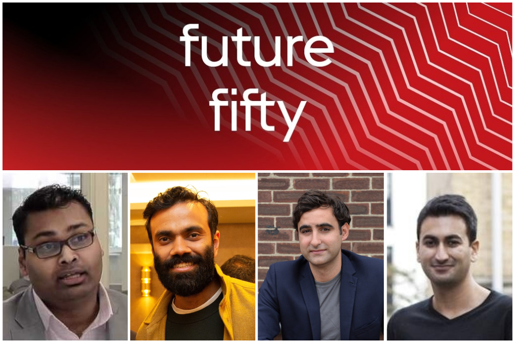 AT100 Stars join Tech Nation's Future Fifty programme